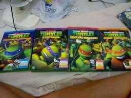 Primeira temporada completa de tartarugas ninja