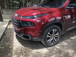 Vendo Fiat Toro Volcano Diesel top de linha 2016/17 - 2017