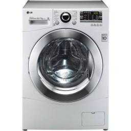 Máquina de lavar e secar