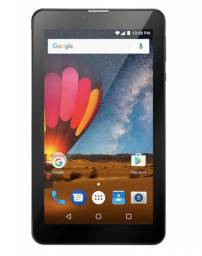 Tablet 7 Polegadas Multilaser M7-3G Plus 8GB Quad-Core 3G Plus 2 Chip Android 7.0 Wifi