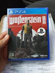 PS 4 wolfenstein 2