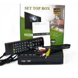 Conversor De Tv Digital Função Gravador Dtv-100 (Entrega Grátis)