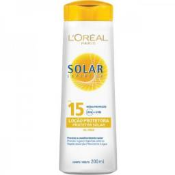 Protetor Solar Expertise Loção FPS 15 200ml - L'Oréal Paris