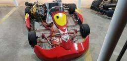Kart Birel motor preparado de 21Hp 2013 comprar usado  Curitiba