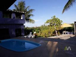 Casa à venda com 2 dormitórios em Jauá, Camaçari cod:AM 210