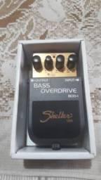Pedal Bass Overdrive Shelter BOD-1