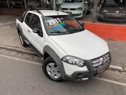 Fiat Strada Adv Cabine Dupla Impecável - 2011