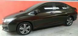 Honda CITY LX automático 14/15 - 2015