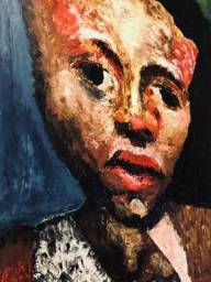 Pintura a óleo 150x200cm, 2019