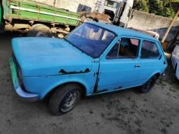 Fiat 147 78 barato para restaurar