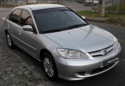 Civic LX - Excelente estado -Impecável - 2005