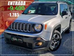 JEEP  RENEGADE SPORT 1.8 FLEX AUT 2017 - 2017