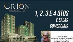 Aloisio Melo Vde: Orion 1 Qto, Financiamento Caixa c/Entrada Dividida, Use seu FGTS