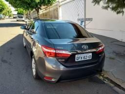 Corolla GLI 2017 aut** apenas 37500 km - 2017