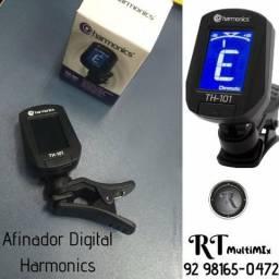 Afinador Digital Harmonics
