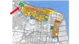 Terreno à venda, 6800 m² por R$ 30.000.000,00 - Centro - Santos/SP