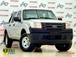 Ford Ranger XL 3.0 4x4 Cabine Dupla Diesel Completo! impecável! - 2012