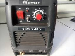 Maquina De Corte Plasma Inversora Cut 40 - Pouco Usada
