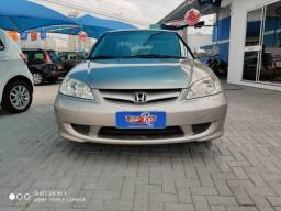 HONDA CIVIC 2005/2005 1.7 LXL 16V GASOLINA 4P MANUAL - 2005