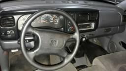 Dodge dakota 3.9 v6 completa impecavel vermelha 1999 - 1999