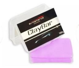Barra Limpadora para Polimento Claybar Autoamercia 100g