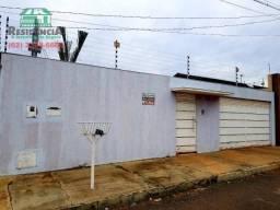 Casa com 3 dormitórios para alugar, 167 m² por R$ 1.300/mês - Residencial Portal Do Cerrad