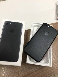 IPhone 7 32gb Preto - Com garantia