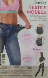 Calça Modeladora Lejeans - Azul