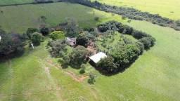 Fazenda para pecuária - 12,0 alqueires - Muita benfeitoria, divisões pastos, córrego