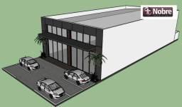 Galpão para alugar, 480 m² por R$ 5.020,00/mês - Plano Diretor Sul - Palmas/TO