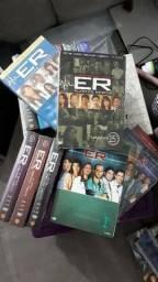 ER / Plantão Médico - Coleção de DVDs - ver detalhes na descrição