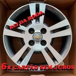 Jogo de Rodas-ARO15 -Modelo Agile Chevrolet