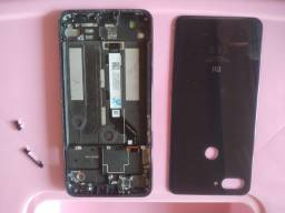 Chassi com tampa usados Xiaomi Mi 8 Lite