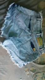 Vendo Saia E Short Jeans