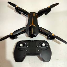 Drone Visuo xs812 com GPS e Câmera 4k
