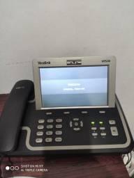 Telefone Ip Com Video Phone Yealink - Vp530