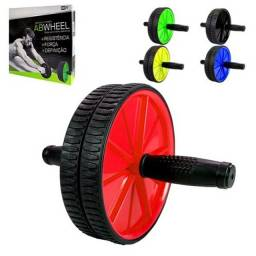 Roda Abwheel De Exercicios Treino Academia Musculação