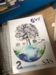 Doação: Livros pre vestibular ENEM. SAS 2015