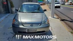 CIVIC 2001/2001 1.7 LX 16V GASOLINA 4P MANUAL