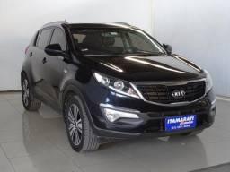 Kia Motors Sportage LX 2.0 16V (Aut) (Flex)