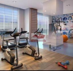 Apartamento com 2 dormitórios para alugar, 69 m² por R$ 3.000/mês - Ipiranga - São Paulo/S