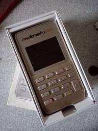 Moderninha plus na caixa