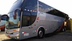 Ônibus Marcopolo Paradiso 1550 LD G6 Mercedes O500 Leito Consevado Revisado