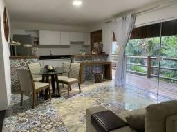 Locação casa mobiliada 4/4-condomínio
