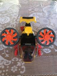 Imaginext - Helicóptero Vespa Fisher Price - Mattel