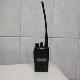 Troco 1 rádio HT por 1 escapamento estralador para titan ks carburada