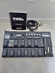 Pedaleira POD XT Live Line 6, comprar usado  Campinas