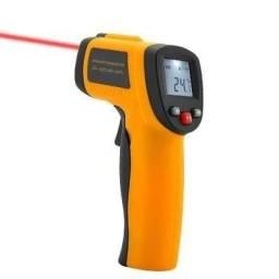 Termometro digital a laser