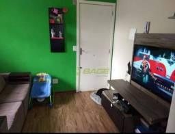 Apartamento com 2 dormitórios todo mobiliado à venda, 47 m² por R$ 135.000