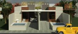 Casa com 3 dormitórios à venda, 96 m² por R$ 290.000,00 - Parque D'Aville Residencial - Pe